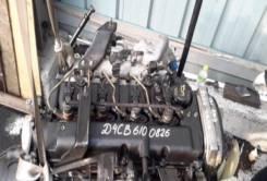 Двигатель. Kia Sorento Двигатель D4CB