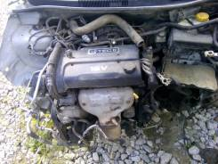 Двигатель. Chevrolet Aveo, T200