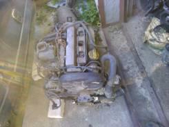 Двигатель в сборе. Opel Zafira