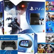Приставки! Продажа, обмен, сервис! Xbox 360/One Sony PS4/3/2! Sega, Dendy!