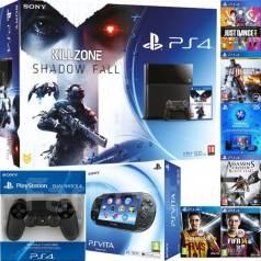 ПриставкиН! Продажа, обмен, сервис! Xbox 360/One Sony PS4/3/2! Sega, Dendy!