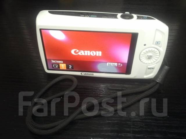 Canon Digital IXUS 300 HS. 10 - 14.9 Мп, зум: 4х