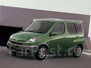 Чехлы. Toyota Funcargo. Под заказ
