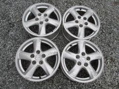 Mazda. 6.5x16, 5x114.30, ET50, ЦО 66,0мм.