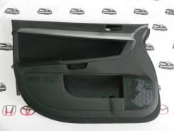 Обшивка двери передней левой Mitsubishi Lancer X