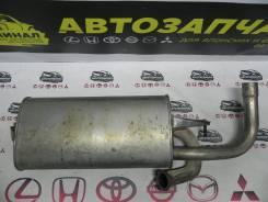 Задняя часть глушителя Mitsubishi ASX GA2W 4B10