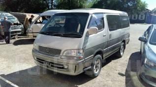 Toyota Hiace. KZH106W, 1KZTE