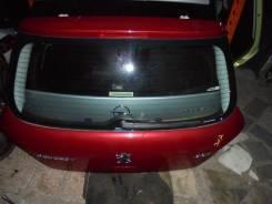 Дверь багажника. Peugeot 307, 3A/C, 3H, 3A, C