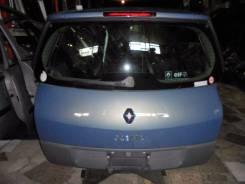 Дверь багажника. Renault Grand Scenic, JM