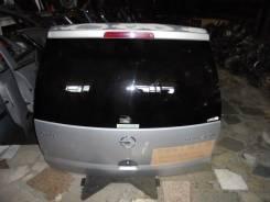 Дверь багажника. Opel Meriva