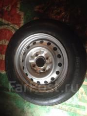 Продам отличный комплект колес. x14 4x114.30