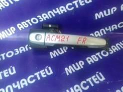 Ручка двери внешняя. Toyota Ipsum, ACM21, ACM21W