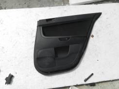 Обшивка двери задней правой Mitsubishi Lancer X Lancer X Mitsubishi CY1A 4A92