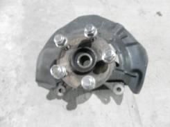 Кулак поворотный передний левый + ступица в сборе Toyota Camry ACV40 2AZFE