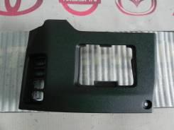 Накладка под кнопки в торпедо Mitsubishi ASX