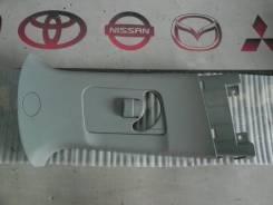 Накладка стойки средней правая под ремень безопасности Mitsubishi ASX