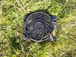 Вентилятор радиатора кондиционера. Opel Zafira