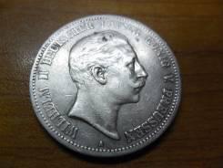 5 марок 1898г. Серебро, Пруссия, Германская империя, Вильгельм II