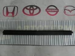 Молдинг стекла двери задней левой внутренний Mitsubishi Lancer X Lancer X Mitsubishi CY3A 4A91