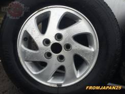 Daihatsu. 5.0x15, 5x114.30, ET40, ЦО 55,0мм.