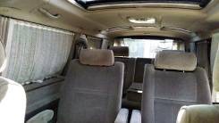 Шторка окна. Toyota Hiace, KZH100G, KZH106G Двигатель 1KZTE