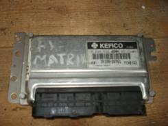 Коробка для блока efi. Hyundai Matrix