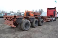 МАЗ 93892. Полуприцеп контейнеровоз , 27 000кг.
