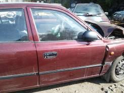 Дверь  передняя правая  Hyundai Accent 2007 г.