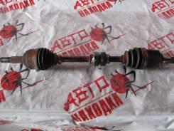 Привод короткий Nissan Tiida Latio SC11 HR15