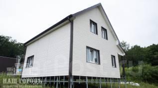 Новый дом площадью 130 кв. м. по цене однокомнатной. Ручейная 2, р-н Соловей ключ, площадь дома 130 кв.м., скважина, электричество 15 кВт, отопление...