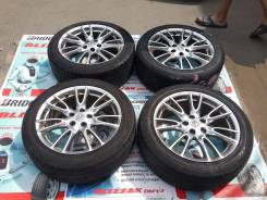Nissan. 7.5/8.5x18, 5x114.30, ET45/50
