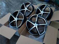 NZ Wheels. 8.0x18, 5x114.30, ET35, ЦО 60,1мм.