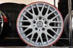 NZ Wheels. 7.0x17, 5x114.30, ET45, ЦО 60,1мм.