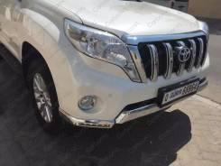 Накладка на стоп-сигнал. Toyota Land Cruiser Prado, GRJ150W, GRJ151W, TRJ150W