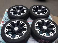 Нереальные колеса на Land Cruiser Prado, Surf и др R20 6x139.7 + шины. x20 6x139.70