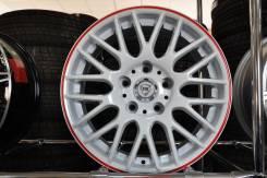 NZ Wheels. 7.0x17, 5x114.30, ET40, ЦО 66,1мм.