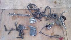 Двигатель и элементы двигателя. Toyota Cresta, GX100, GX90 Toyota Mark II, GX90, GX100 Toyota Chaser, GX100, GX90 Двигатель 1GFE