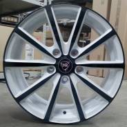 NZ Wheels. 6.5x17, 5x114.30, ET46, ЦО 67,1 мм.