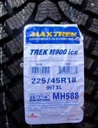 Maxtrek. Зимние, шипованные, 2017 год, без износа, 4 шт