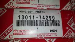 Кольца поршневые. Toyota Scepter, SXV15, SXV10 Toyota Celica, ST184, ST204 Toyota Camry, SXV20, SXV10 Toyota MR2, SW21 Двигатель 5SFE