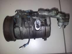 Компрессор кондиционера. Honda Odyssey, LA-RB1, UA-RB2, DBA-RB1, ABA-RB1, LA-RB2, DBA-RB2, ABA-RB2, UA-RB1, RB1, RB2 Двигатель K24A
