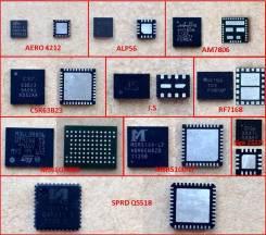 Микросхемы и фильтры.
