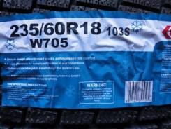 Goform W705. Зимние, без шипов, 2014 год, без износа, 4 шт