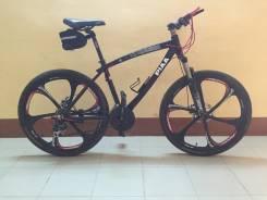 Горные велосипеды.