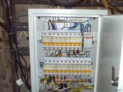 Услуги электрика : розетки, выключатели, люстры, проводка WhatsApp