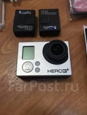GoPro HERO3+. с объективом