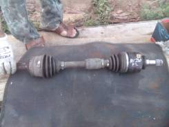 Привод. Toyota Avensis Двигатель 1ZZFE