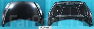Капот. Peugeot 308, 4A/C, 4B Двигатели: DV6C, EP6, EP6C, EP6DT