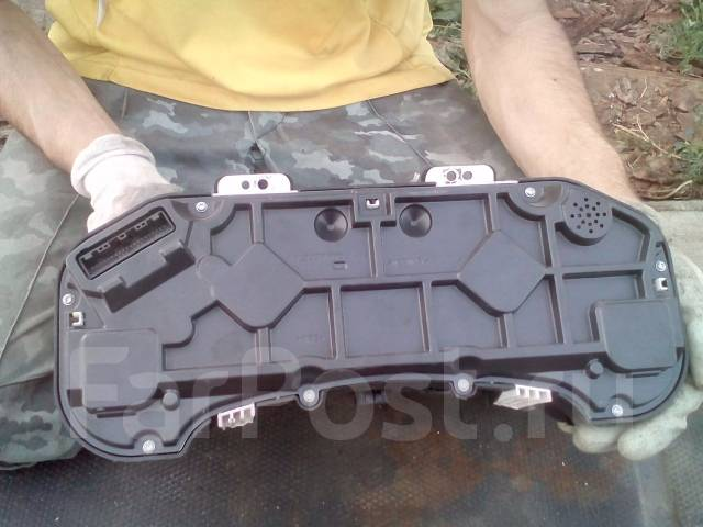 Панель приборов. Toyota Auris, ZRE151