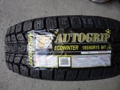 Autogrip Ecowinter. Зимние, без шипов, без износа, 2 шт
